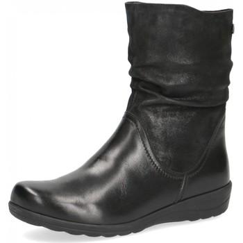 Schuhe Damen Stiefel Caprice Stiefeletten Woms Boots 9-9-26406-27/019 019 schwarz
