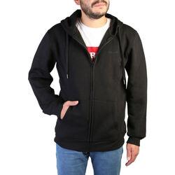 Kleidung Herren Sweatshirts Carrera - 833B_0081A Schwarz