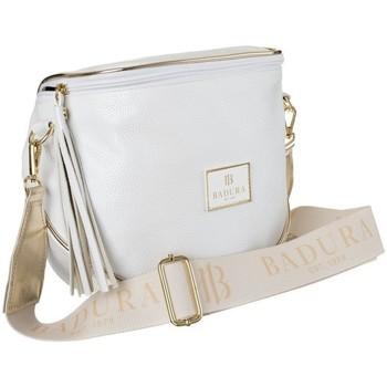 Taschen Damen Handtasche Badura 114740 Weiß