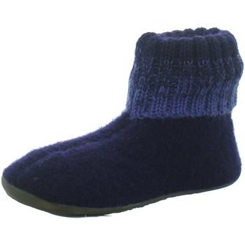 Schuhe Jungen Hausschuhe Diverse Everest Iris,mittelblau 481065 Other