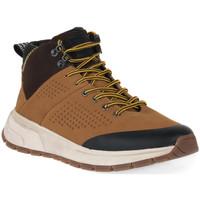 Schuhe Herren Sneaker High Docksteps 700 PUEBLO 007 MID Nero