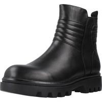 Schuhe Damen Low Boots Carmela 67948C Schwarz