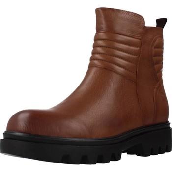 Schuhe Damen Low Boots Carmela 67948C Brown
