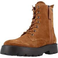 Schuhe Damen Low Boots Carmela 68005C Brown