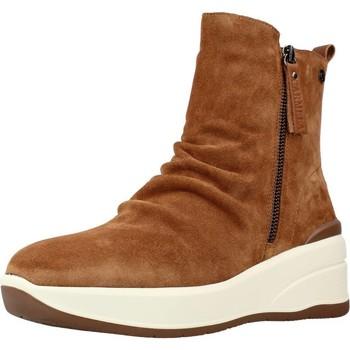 Schuhe Damen Low Boots Carmela 68107C Brown