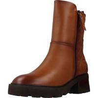 Schuhe Damen Low Boots Carmela 68140C Brown