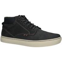Schuhe Herren Sneaker High Valleverde 17860AAI22 niedrig Harren BLAU BLAU