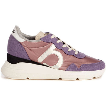 Schuhe Damen Sneaker Low Duuo Tribeca 25 Rose