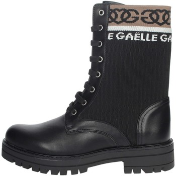 Schuhe Damen Boots GaËlle Paris G-1161 Schwarz