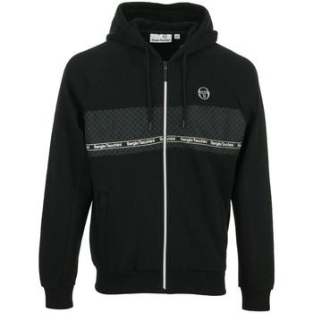 Kleidung Herren Sweatshirts Sergio Tacchini Nosmud Hoodie Schwarz