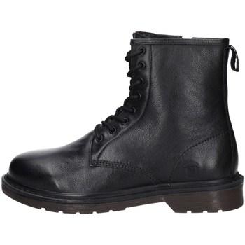 Schuhe Herren Boots Marina Militare MM1840 Schwarz