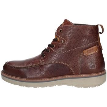 Schuhe Herren Boots Marina Militare MM1428 Braun