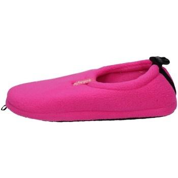 Schuhe Damen Hausschuhe De Fonseca AOSTA C W15 Violett