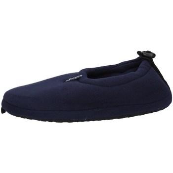 Schuhe Damen Hausschuhe De Fonseca AOSTA C W15 Blau