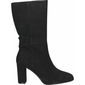 Schuhe Damen Klassische Stiefel Steven New York Stiefel Schwarz