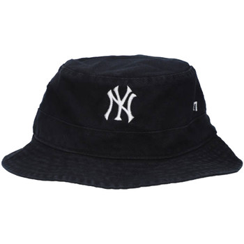 Accessoires Herren Hüte 47 Brand MLB New York Yankees Bucket Schwarz