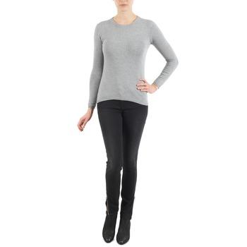 Kleidung Damen Slim Fit Jeans School Rag PHOEBE SUPER SLIM COMFORT Schwarz