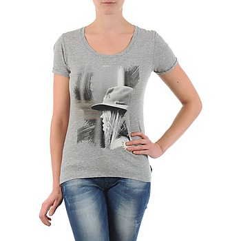 Kleidung Damen T-Shirts School Rag TORI Grau