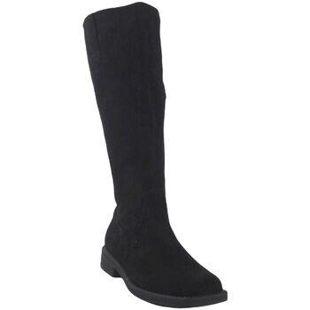 Schuhe Damen Boots Bienve Bota señora  2a-1498 negro Schwarz