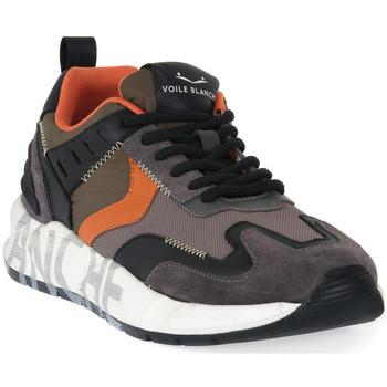 Schuhe Herren Sneaker Low Voile Blanche 1B74 CLUB15 Grigio