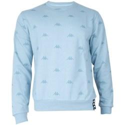 Kleidung Herren Sweatshirts Kappa Iver Hellblau