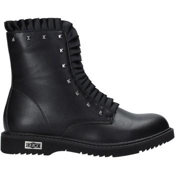 Schuhe Kinder Boots Cult MOULIN ROUGE Schwarz