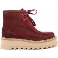 Schuhe Damen Boots Apepazza F1COUNTRY02/SUE Rot