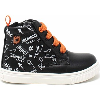 Schuhe Kinder Boots Balducci BS2981 Schwarz