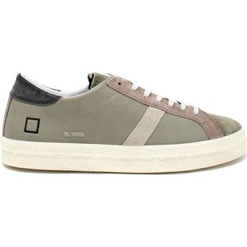 Schuhe Herren Sneaker Date M351-HL-VC-SG Grün