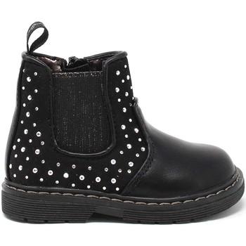 Schuhe Kinder Boots Balducci BS2962 Schwarz