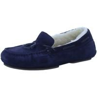 Schuhe Damen Hausschuhe Sioux Farmiga-700-Lf 66527 blau