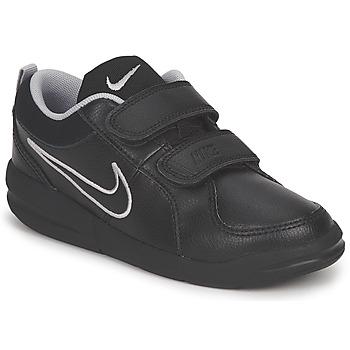 Schuhe Kinder Sneaker Low Nike PICO 4 PSV Schwarz / Grau