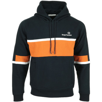 Kleidung Herren Sweatshirts Sergio Tacchini Norbert Hoodie Blau