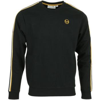 Kleidung Herren Sweatshirts Sergio Tacchini Nostel Sweater Schwarz