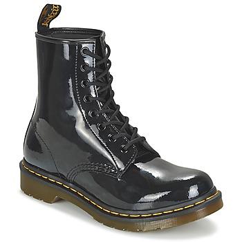 Stiefelletten / Boots Dr Martens 1460 W Schwarz 350x350