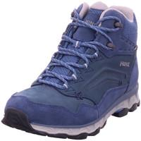 Schuhe Wanderschuhe Meindl Bogota Lady blau