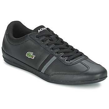 Schuhe Herren Sneaker Low Lacoste MISANO SPORT 116 1 Schwarz