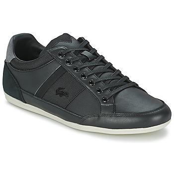Schuhe Herren Sneaker Low Lacoste CHAYMON 116 1 Schwarz / Grau