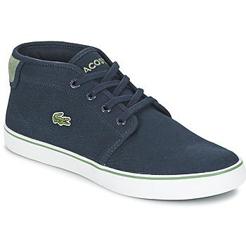 Schuhe Jungen Sneaker High Lacoste AMPTHILL 116 2 Marine