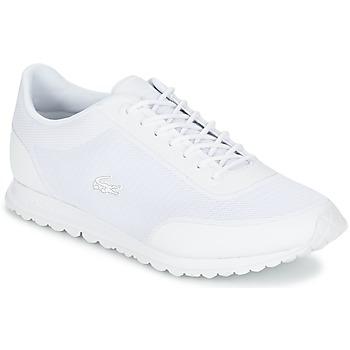 Schuhe Damen Sneaker Low Lacoste HELAINE RUNNER 116 3 Weiss