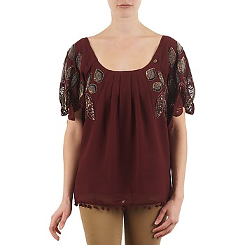 Kleidung Damen T-Shirts Lollipops POCAHONTAS TOP Bordeaux