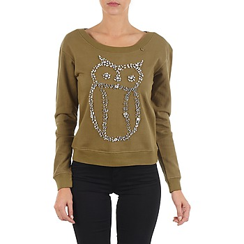 Kleidung Damen Sweatshirts Lollipops POMODORO LONG SLEEVES Kaki