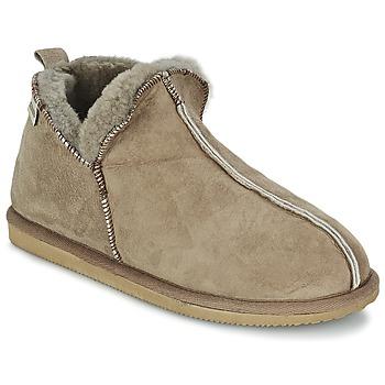 Schuhe Herren Hausschuhe Shepherd ANTON Beige