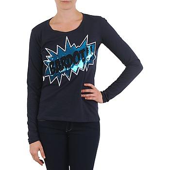 Kleidung Damen Langarmshirts Brigitte Bardot BB43130 Blau