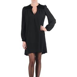 Kleidung Damen Kurze Kleider Brigitte Bardot BB43119 Schwarz