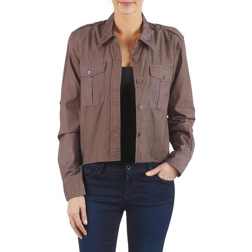 Tops & Hemden Brigitte Bardot BB43077 Braun 350x350