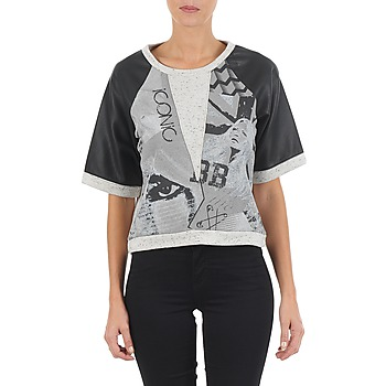 Sweatshirts und Fleecejacken Brigitte Bardot BB43025 Grau 350x350