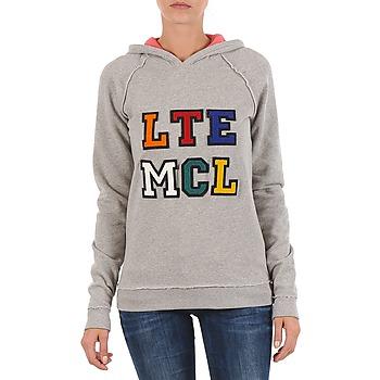 Kleidung Damen Sweatshirts Little Marcel SOFTY Grau