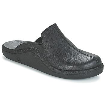 Schuhe Herren Hausschuhe Romika MOKASSO 202 G Schwarz