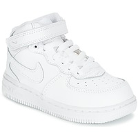 Sneaker High Nike AIR FORCE 1 MID TODDLER